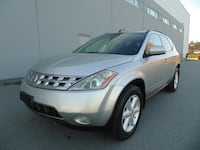2004 Nissan Murano SL AWD AUTOMATIC FULLY LOADED RUNS GREAT NEW WESTMINSTER, V3M 0G6