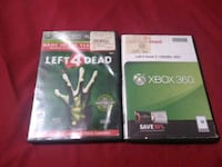 two Xbox One game cases Mission