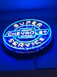 Gas and oil neon signs Maple Ridge, V2X 3A9