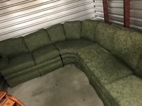 3 piece sectional sofa Alexandria, 22309