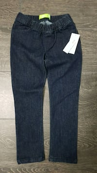 5T girl jeans with elastic waist  Burnaby, V5C 6T6