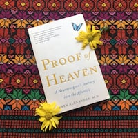 Proof of Heaven Book by Eben Alexander! Washington, 20010