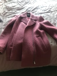 Dusty rose wool jacket perfect condition size extra small  Vaughan, L4K 5J4