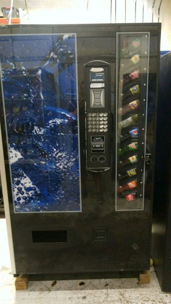 As is blowout sale firm price soda vending machine