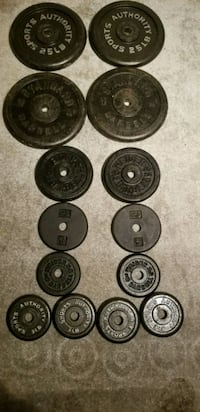 Weights Reading