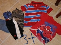 toddler's assorted clothes Rocky Mount, 27803
