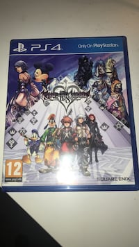 Kingdom Hearts PS4  6255 km