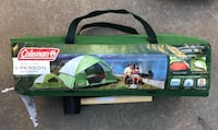 Coleman Sundome 4-Person Tent 9x7 and a mallet Lafayette, 94549