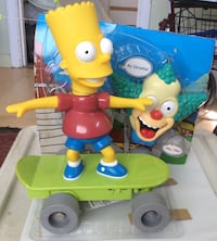 The Simpsons Radio Controlled Skateboarding Bart Calgary, T2M 1A2