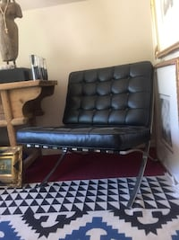 Mid century reproduction chair Clifton, 07013