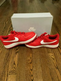 Nike Air Force 1 With Box 589 km