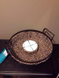 Brand new serving basket/bowl  for appetizers