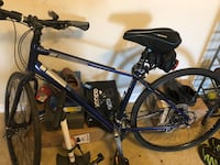 Blue and black hardtail mountain bike Chevy Chase, 20815