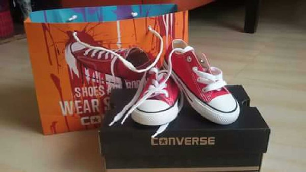 a40a77b2a61a Used Converse shoes for sale in Davao City - letgo