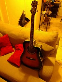 Acoustic Fender 300ce t. Bucket North Highlands, 95660