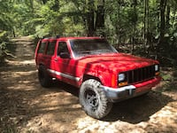 Jeep - Cherokee - 2001 Madison