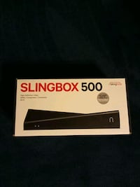 Slingbox 500, watch TV anywhere in the world from your cable box. Annapolis, 21409