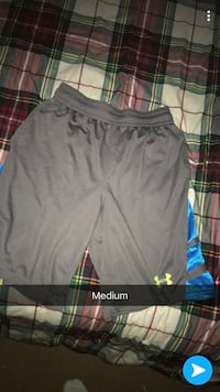 gray and black Nike shorts Chillicothe, 45601