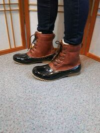 Winter short boot no name brand new size 8, Woodstock, N4S 7B1
