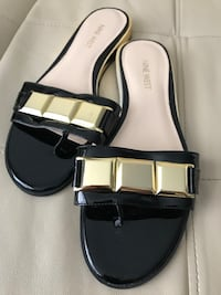 Nine West sandals - size 8 Herndon, 20171