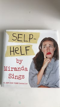 "Miranda Sings ""Selp-Helf"" book Sterling, 20165"