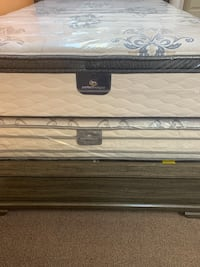 QUEEN SIZE MATTRESS.           + PILLOW TOP BRAND NEW WE FINANCE NO CREDIT NEEDED $40 DOWN PAYMENT  Providence, 02909