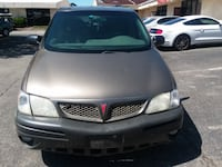 2004 PONTIAC MONTANA Dallas