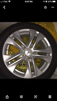 ONE SEASON ONLY PIRELLI Sottozero Winter Tires & Rims-Mercedes dealer