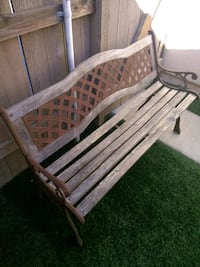 brown wooden rocking chair frame Buena Park, 90621