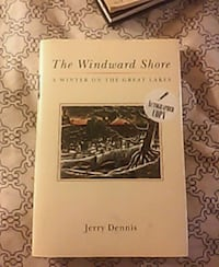 The Windward Shore by Jerry Dennis book Chicago, 60626