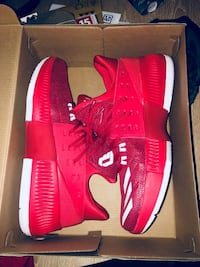 Dame 3 signature shoe ruby red  College Station, 77840