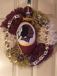 REDSKIN WREATH Inwood, 25428