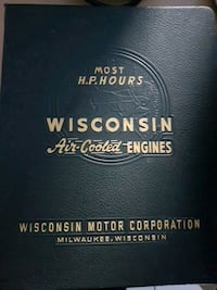 Wisconsin Motor Corporation book Edmonton