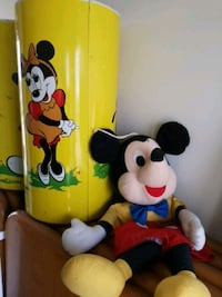 Mickey Mouse and Minnie Mouse plush toys Pelham, L0S 1E0