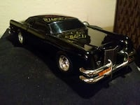 The Car scale model