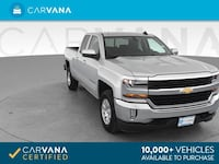 2017 Chevrolet Silverado 1500 Double Cab LT Pickup 4D 6 1/2 ft Fort Pierce