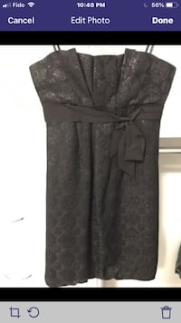 BCBG Tube Dress (Size 4) Calgary, T2P 2H8