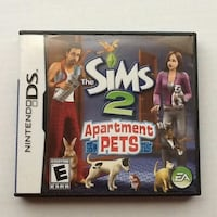 Pre-owned The Sims 2: Apartment Pets Chicago, 60651