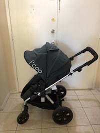 icoo Baby's stroller reversible and it's use as a bassinet good condition  Toronto, M1R 1S9