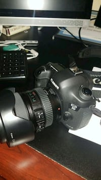 Canon 5D MK III and 24-105mm lense.  23 mi