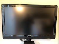 Black flat screen tv CHANTILLY