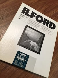 ILFORD Photographic Paper (x20 @8x10) Sunnyvale, 94089