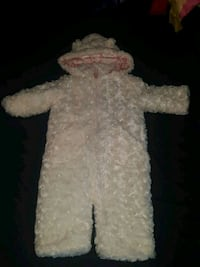 white and pink winter suit  Toronto, M6L