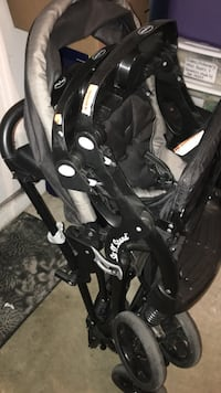 Baby Trend Sit N Stand Double Stroller Palm Coast, 32164