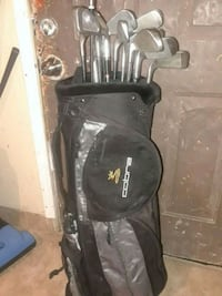 black and gray golf club set Bakersfield, 93305