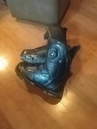 Ride insano boots(no liners)  Courtenay, V9N 9K2