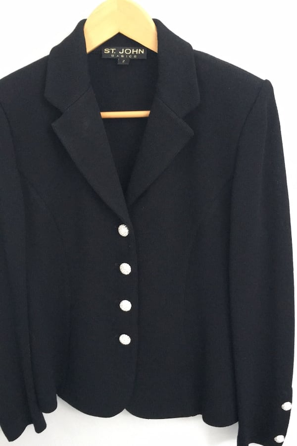 JacketSt John evening jacket 9c3f0277-db08-4ec3-81ba-31d7cb4409d6
