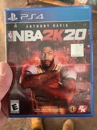 NBA 2K20 used/good condition Stevensville, 21666