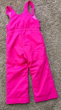 Girls Size 5 Obermeyer I-Grow Snowsuit with Compass