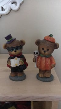 Halloween Decorations set of 2 for $15 Mississauga, L5E